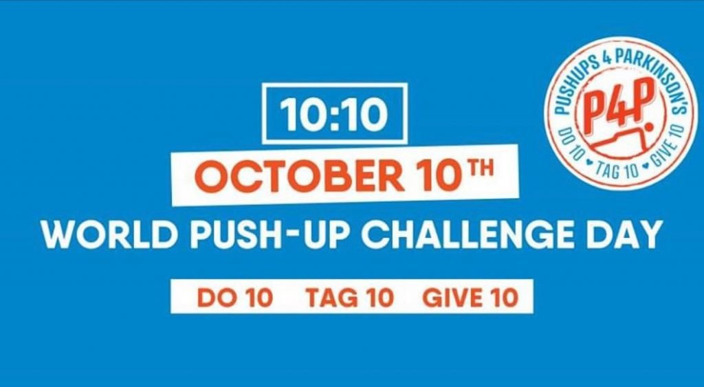 World Push-Up Challenge Day